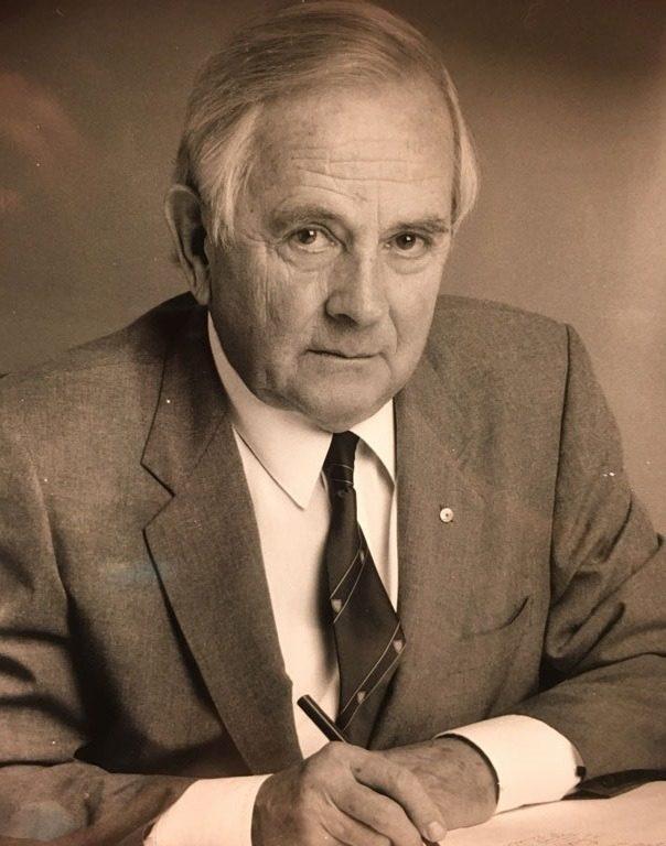 Professor Vernon Douglas Plueckhahn